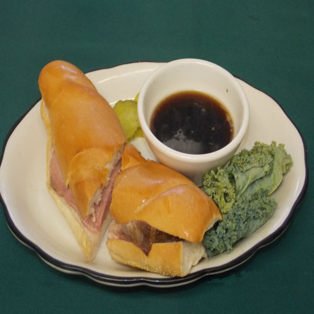 Roast Beef Sandwich small